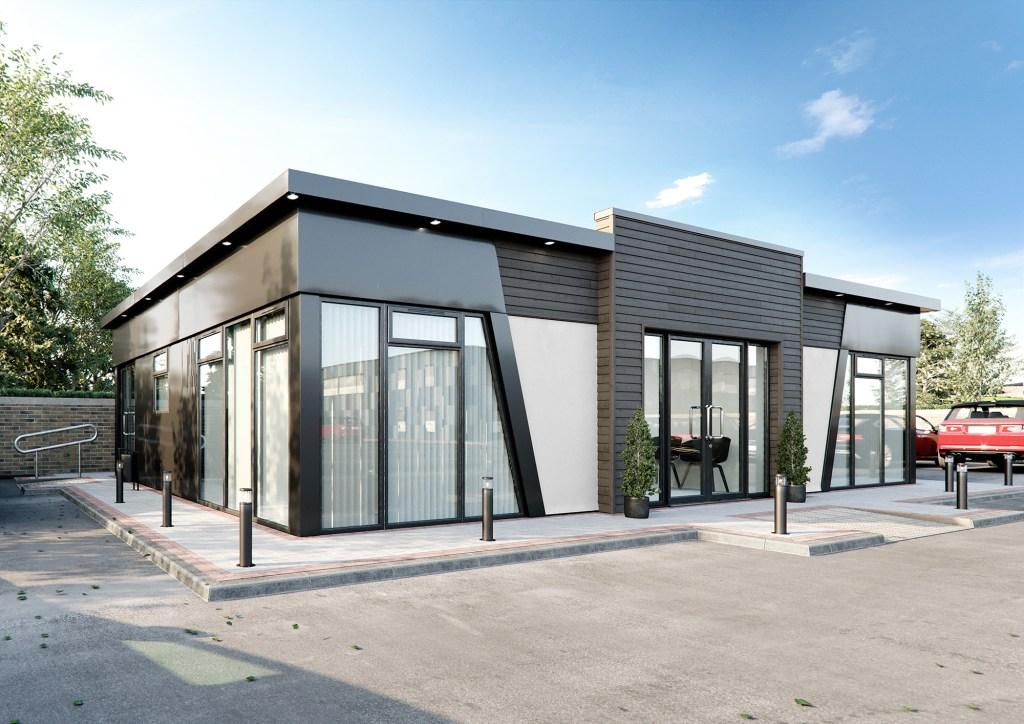 Loans for Modular Buildings